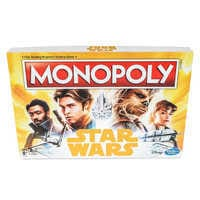 Image of Solo: A Star Wars Story Monopoly Game # 3