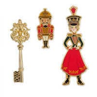 Image of The Nutcracker and the Four Realms Limited Edition Pin Set # 1