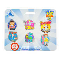 Image of Toy Story 4 Pin Set - Limited Release # 2
