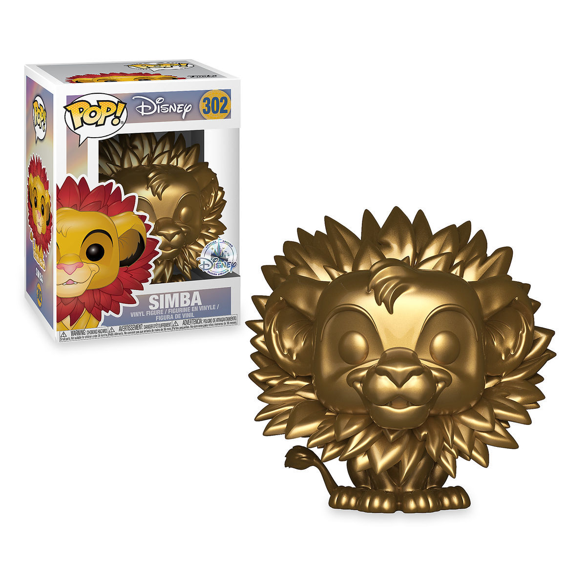 simba golden age pop vinyl figure by funko shopdisney