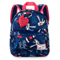 Image of Mickey and Minnie Mouse Sweethearts Backpack - Small # 1