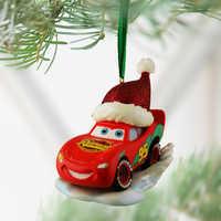 Image of Lightning McQueen Ornament # 2