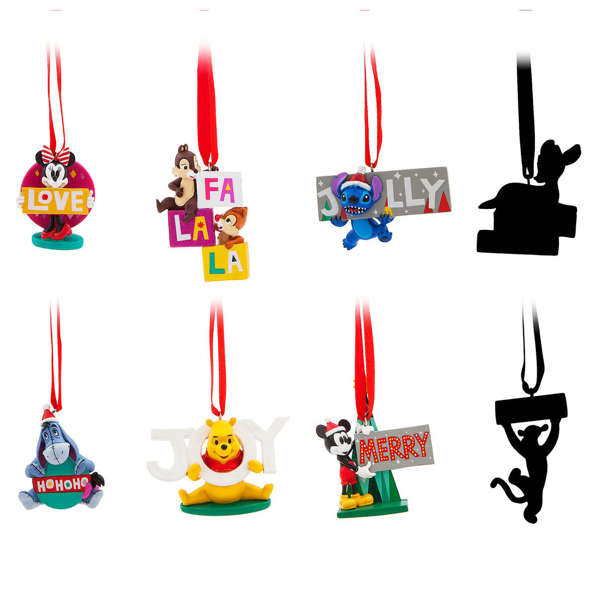 Product Image of Mickey Mouse and Friends Mini Mystery Ornament # 1
