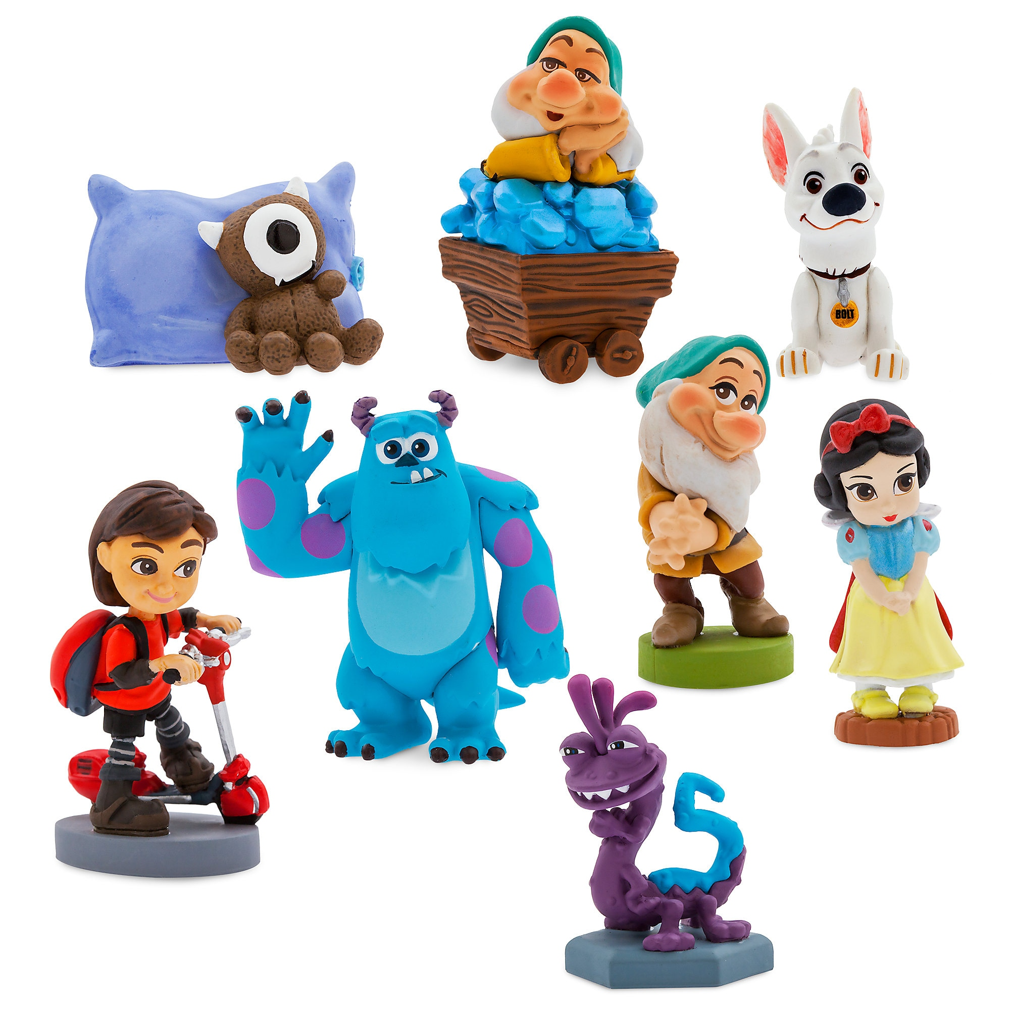 Wave 7 Disney Animators/' Collection Littles Mystery Micro Collectible Figure