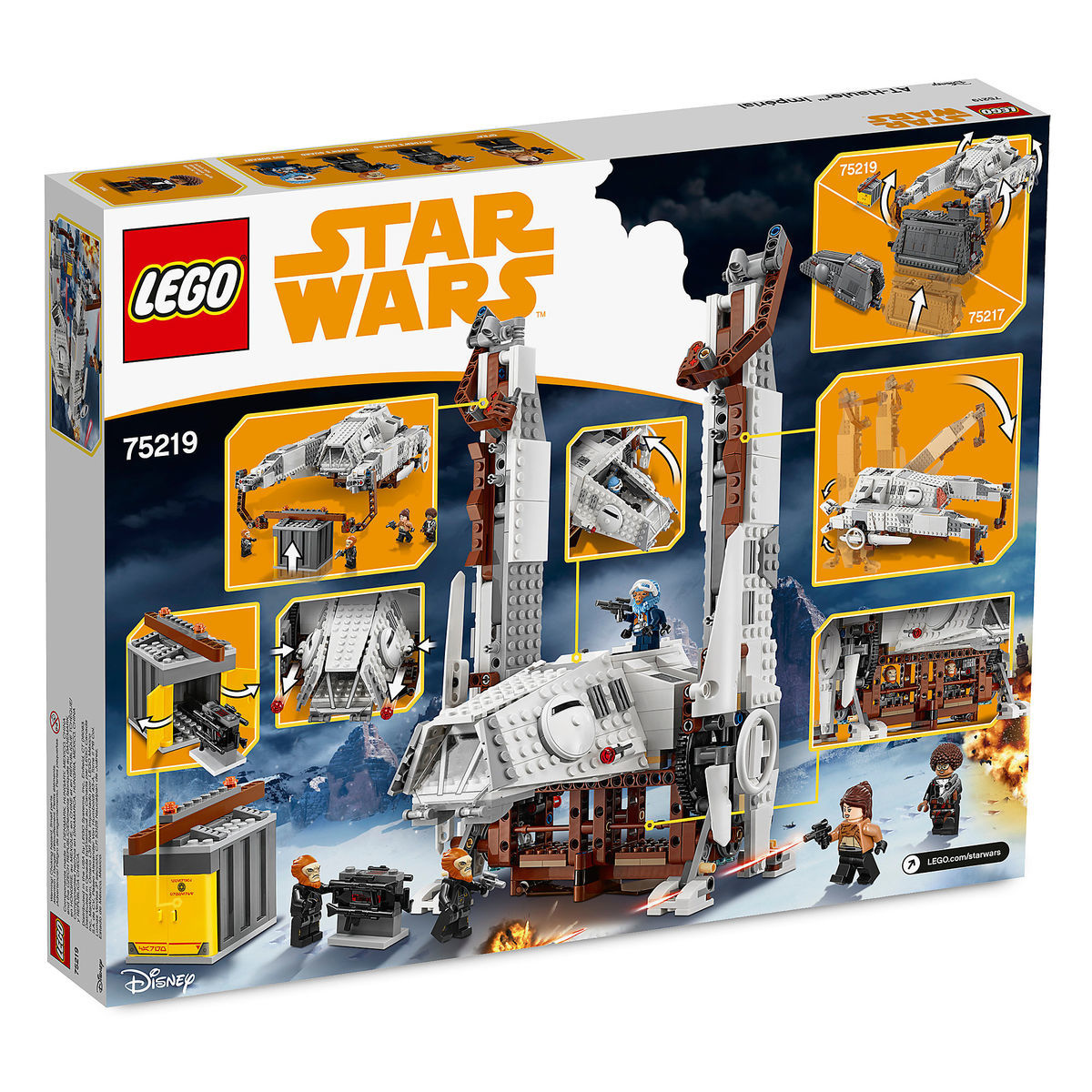 Product Image of Imperial AT-Hauler Playset by LEGO - Solo  A Star Wars 4eec4ea9e