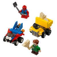 Image of Mighty Micros: Scarlet Spider vs. Sandman Playset by LEGO # 1