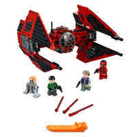 Image of Major Vonreg's TIE Fighter Play Set by LEGO - Star Wars Resistance # 1