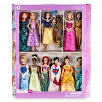 Image of Disney Princess Classic Doll Collection Gift Set # 2