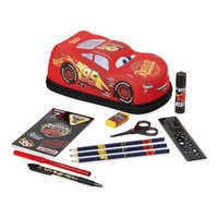 Image of Lightning McQueen Zip-Up Stationery Kit # 1