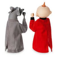 Image of Jack-Jack and Raccoon Boxing Puppet Set - Incredibles 2 # 2