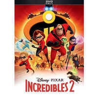 Image of Incredibles 2 DVD # 1