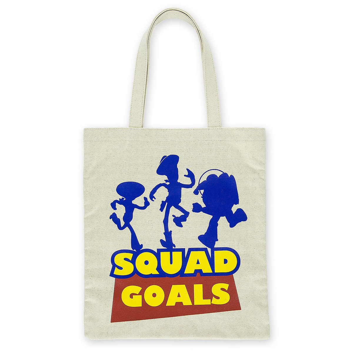 83b5bce1b7 Product Image of Toy Story   Squad Goals   Tote Bag ...