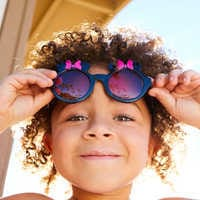 Image of Minnie Mouse Sunglasses for Kids - Pink # 4