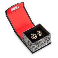 Image of Captain America Cufflinks # 1