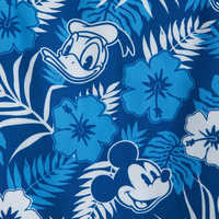 Image of Mickey Mouse and Friends Aloha Shirt for Baby - Disney Hawaii # 5