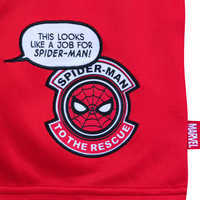 Image of Spider-Man Tank Top and Shorts Set for Boys # 7