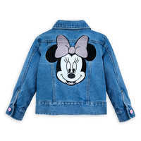 Image of Minnie Mouse Denim Jacket for Girls # 9