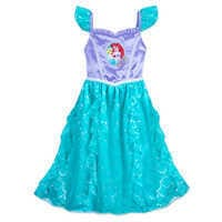 Image of Ariel Sleep Gown for Girls # 1