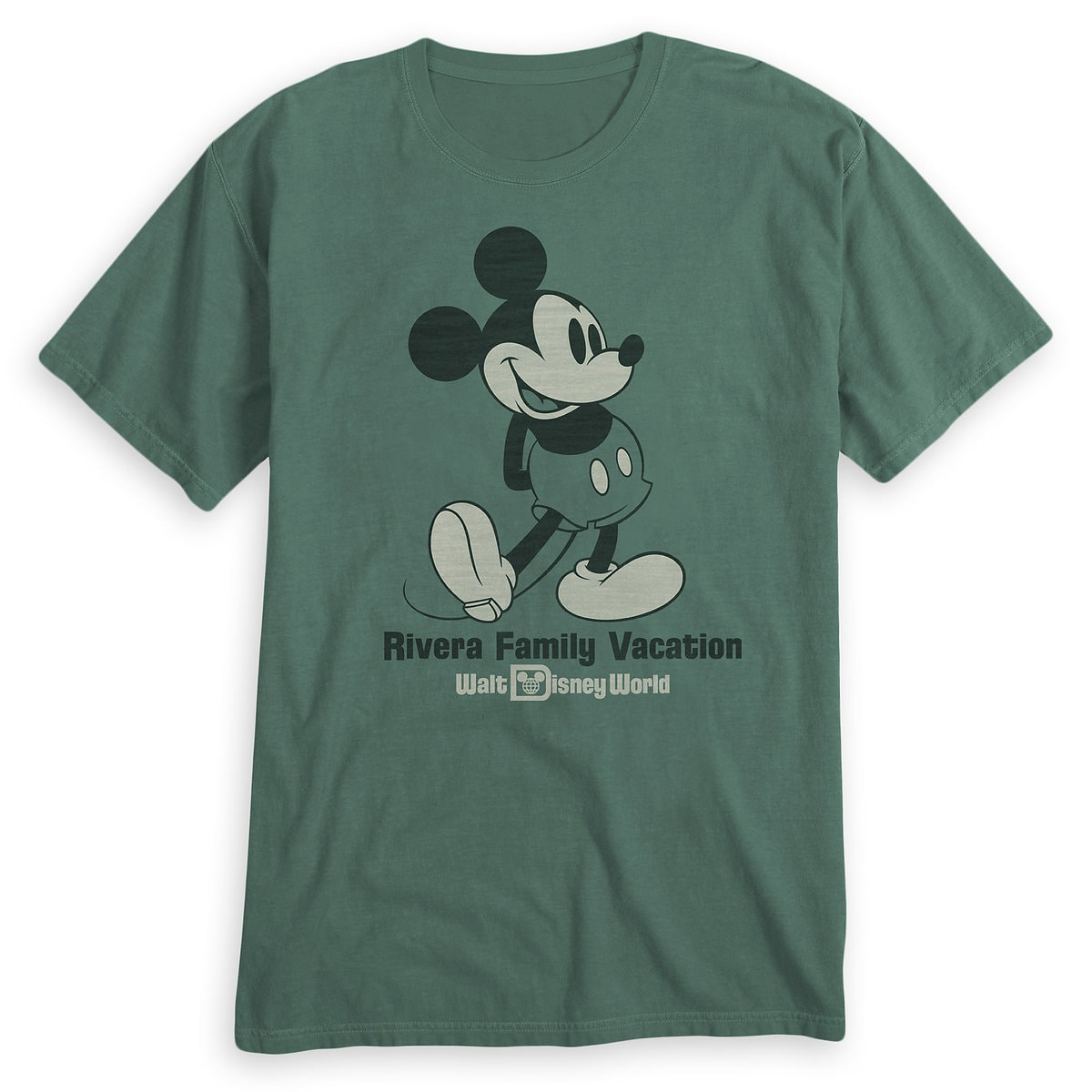 3540160d7 Product Image of Adults' Mickey Mouse Family Vacation T-Shirt - Walt Disney  World