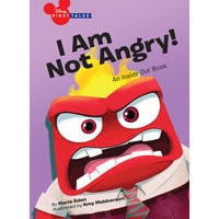 Inside Out: I Am Not Angry! Book
