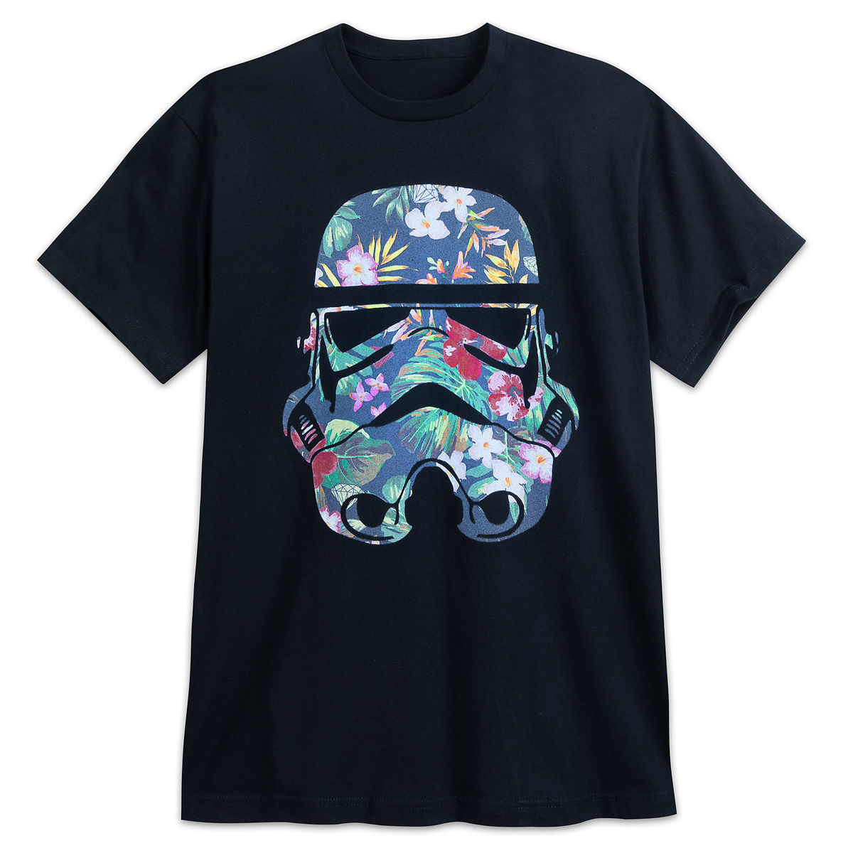 Product Image of Stormtrooper Floral T-Shirt for Men - Star Wars   1 086cf99ae