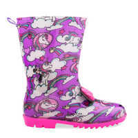 Image of Minnie Mouse Rain Boots for Kids # 4