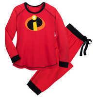 Image of Incredibles Logo PJ Set for Women # 1