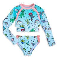Image of Toy Story Two-Piece Swimsuit for Girls # 1