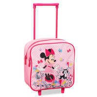 Image of Minnie Mouse Rolling Luggage - Small # 1