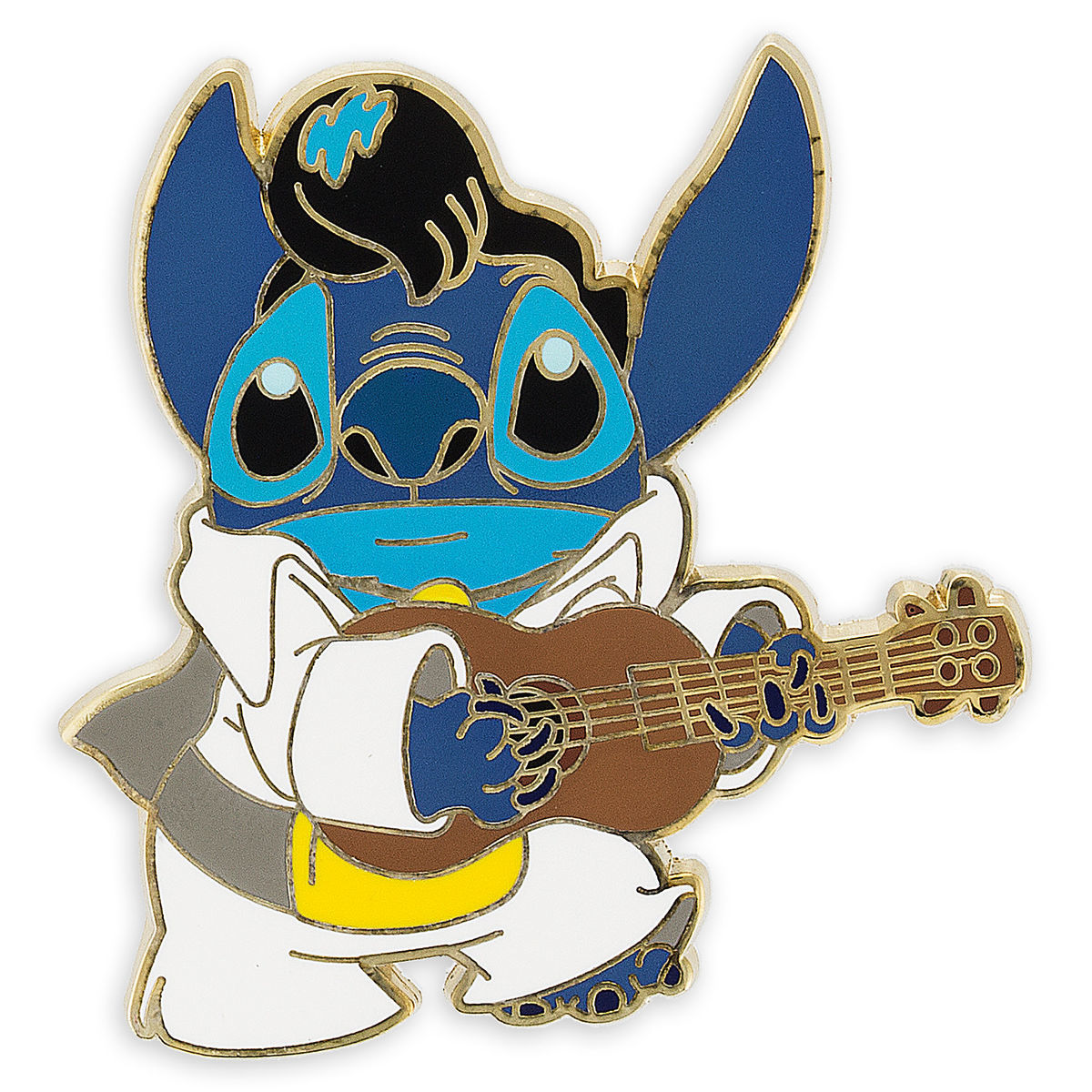 Product Image of Stitch as Elvis Presley Pin # 1