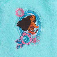 Image of Moana Zip Fleece Zip Jacket for Kids - Personalizable # 2