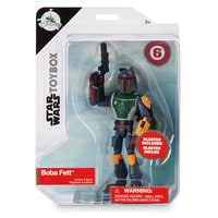 Image of Boba Fett Action Figure - Star Wars Toybox # 4