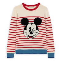 Mickey Mouse Breton Sweater for Women by Cath Kidston