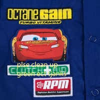 Image of Lightning McQueen Mechanic Shirt for Boys # 2
