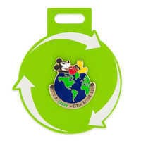 Image of Mickey Mouse Earth Day Pin 2019 # 2