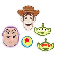 Toy Story Emoji Sticker Patch Set
