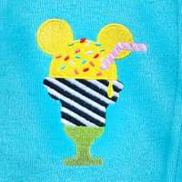 Image of Minnie Mouse Summer Fun Swim Cover-Up for Girls - Personalized # 6