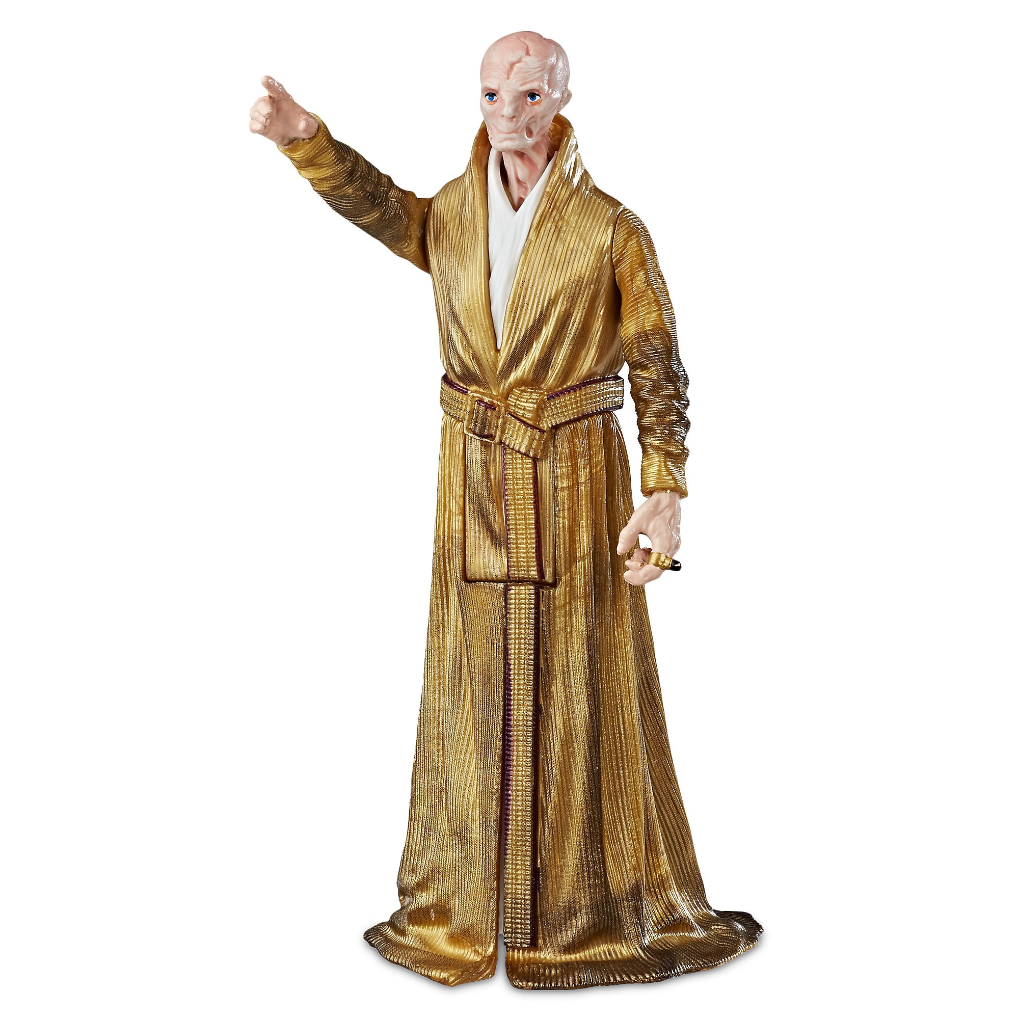 Supreme Leader Snoke Force Link 2.0 Action Figure by Hasbro - Star Wars