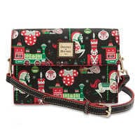 Image of Disney Parks Holiday Crossbody Bag by Dooney & Bourke # 1