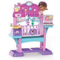 Image of Doc McStuffins All-In-One-Nursery Playset # 1