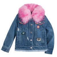 Image of Pocahontas Denim Jacket for Girls # 1