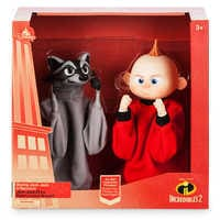 Image of Jack-Jack and Raccoon Boxing Puppet Set - Incredibles 2 # 4