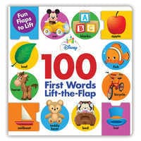 Image of 100 First Words Lift-the-Flap Book # 1