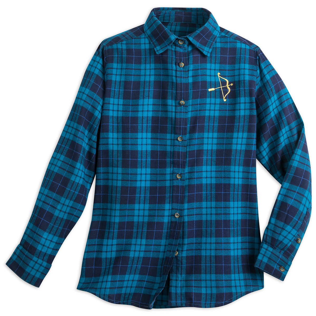 ee2c0282b Product Image of Merida ''Mum'' Flannel Shirt for Women - Ralph Breaks
