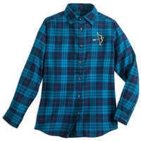 Image of Merida ''Mum'' Flannel Shirt for Women - Ralph Breaks the Internet # 1