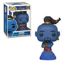 디즈니 알라딘 지니 야광 피규어 Disney Genie Pop! Vinyl Figure by Funko - Aladdin - Live Action Film
