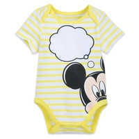 Image of Mickey Mouse Bodysuit and Patches Gift Set # 3