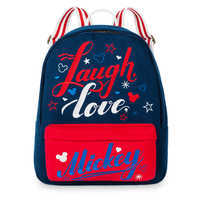 Mickey Mouse Americana Backpack by Disney