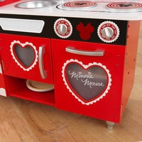 Image of Minnie Mouse Vintage Play Kitchen by KidKraft # 4
