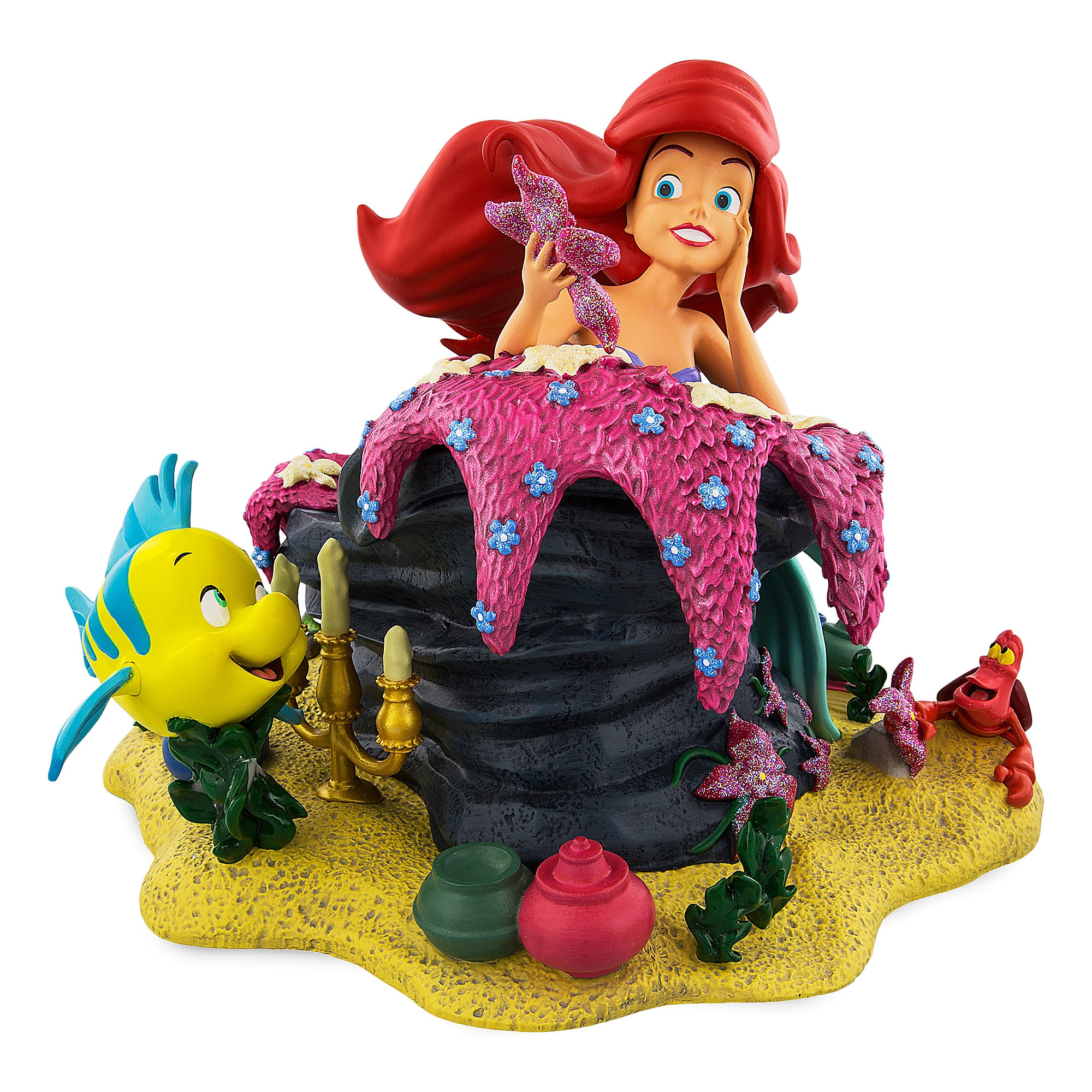 The Little Mermaid Figure